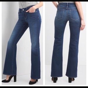 Long & Lean stretch denim by GAP
